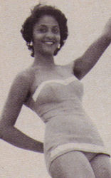 Miss Martinique 1957