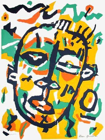 Henri Guédon Henri Guedon Afro Blue