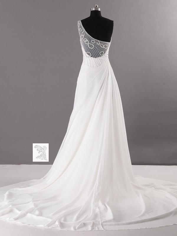 Robe de Mariée 2014 Soie