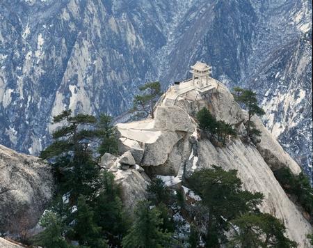 Mont Hua (Chine)