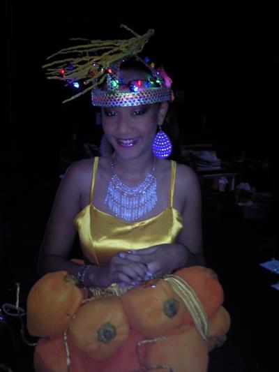 Beau Temps Costume Cocos