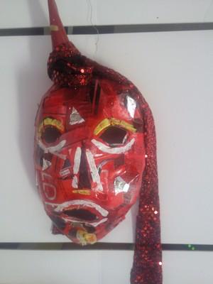 Carnaval Martinique Diable Rouge