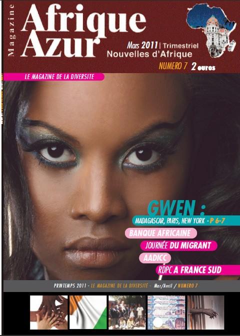 Publicité Martinique Afrique Azur