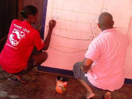 Peinture Martinique