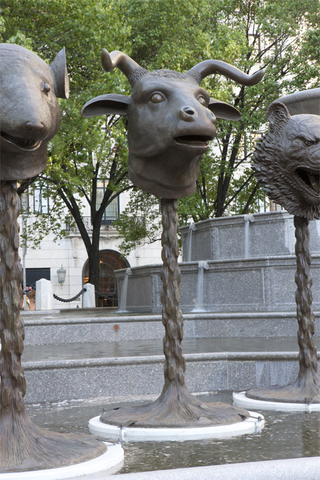 Ai Weiwei Circle of Animals