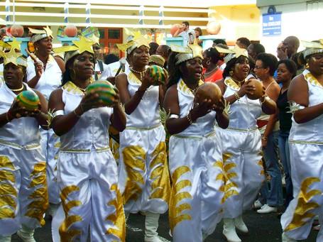 Asou Yo carnaval de Martinique