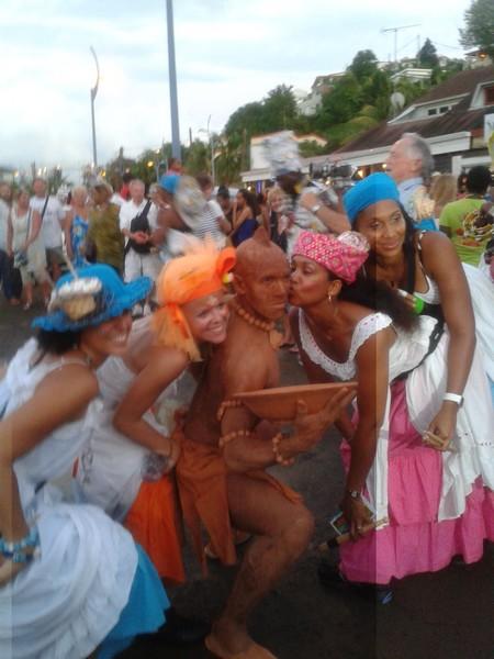 Carnaval de Martinique Anse Mitan
