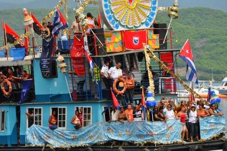 Carnaval aquatique de Cuba