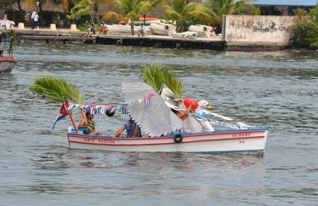 Carnaval aquatique de Santiago de Cuba