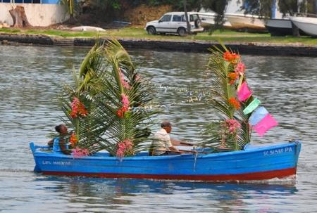 Carnaval aquatique à Cuba unique