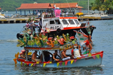 Carnaval aquatique de Cuba 2011