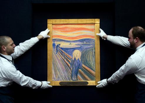 Cri Edvard Munch