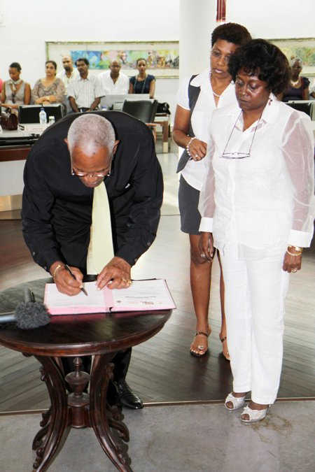 Signature Coopération Lamentin Santiago de Cuba (Photos)