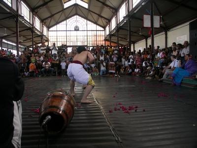 Kalaripayat : les maîtres en Action