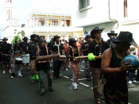 Carnaval Bel Ambiance Martinique 2011