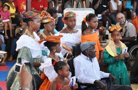 Martinique Chine Yéyé Oranger