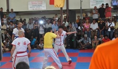 Martinique Chine Shu Bo Danmyé