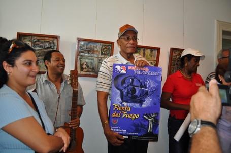 Festival 2012 Fiesta del Fuego (Martinique)