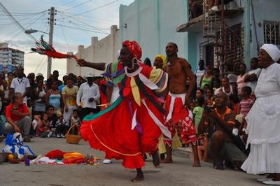 Fiesta del Fuego (Santeria)