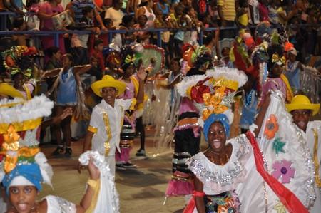Fiesta del Fuego Cuba Martinique