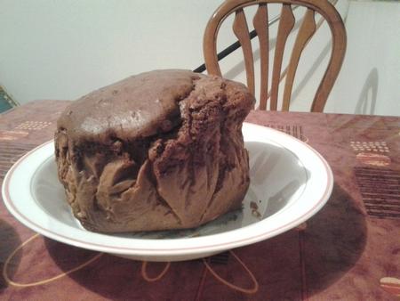 Gros Gâteau Chocolat Martiniquais