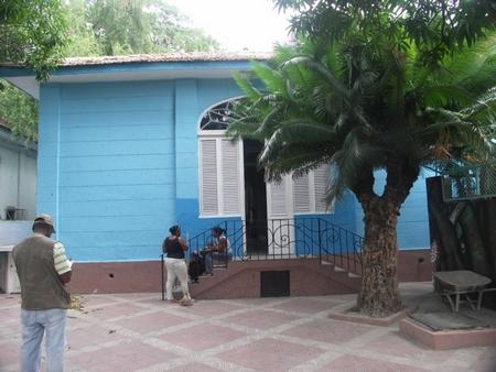 INTER-NOS 2010 la Casa del Joven Creador de Cuba