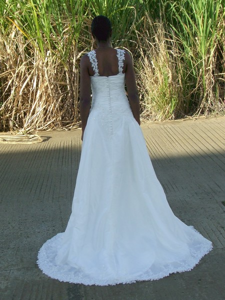 Jupe Campbridge Wedding Dress (Martinique)