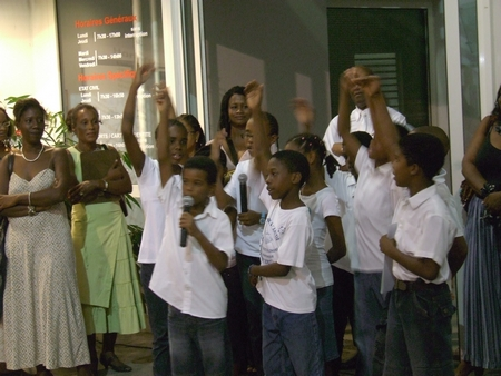 Les enfants de Long-Pré