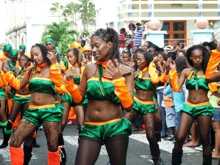 Carnaval 2011 avec Manjé Yo