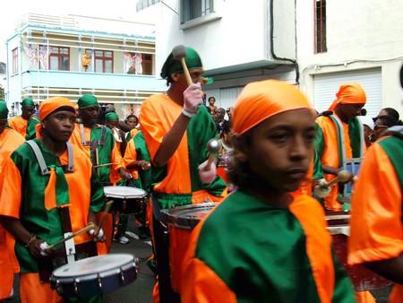 Carnaval en Martinique Costumes Manjé Yo