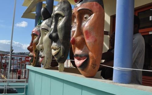 Art Carnaval de Martinique MAS