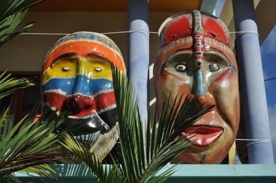 Mas Masquaras Martinique Art
