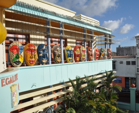 Mas Carnival Caribbean 2012