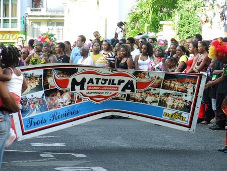 Matjilpa Saint-Joseph in Carnival