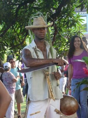 Militaire Martiniquais