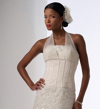 XVI leçons robe de mariée Campus Créole