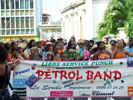 Petrol Band Carnaval 2011