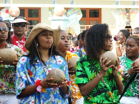 Petrol Band Carnaval Martinique