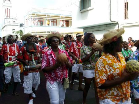 Carnaval 2011 au Lamentin