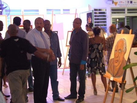 Vernissage exposition RSR 2012