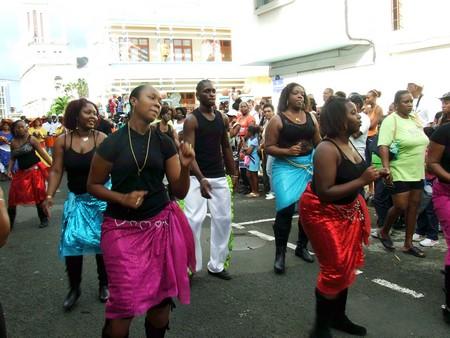 Carnaval 2011 Lamentin