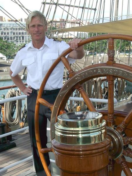 Capitaine Stad amsterdam