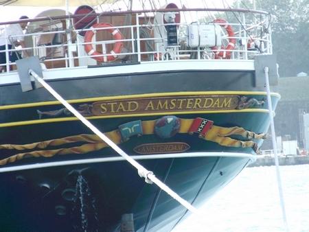 Croisière Stad Amsterdam clipper
