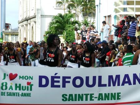 Défoulman Ste-Anne Carnaval 2011