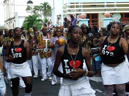 Danseuses de carnaval 2011