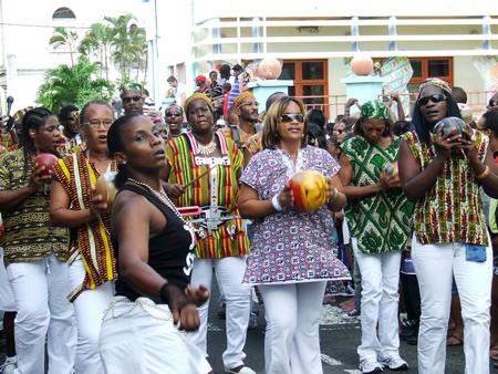 Groupe Défoulman de Sainte-Anne (Martinique)