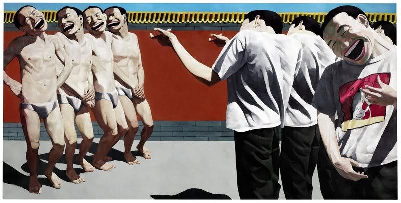 Art Yue Minjun