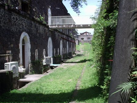 Fort Desaix - Tranchée Lebeuf