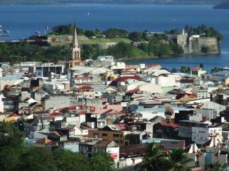 Politique les élus de Martinique