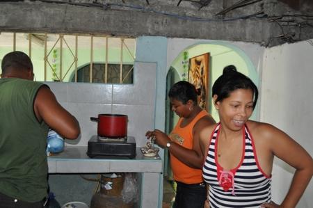 Cuisine Blaff à la Martiniquaise
